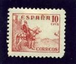 Sellos del Mundo : Europa : España : Cifras, Cid e Isabel. Cid