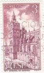 Stamps Spain -  Catedral de Astorga -AÑO SANTO COMPOSTELANO (6)