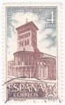 Stamps Spain -  Iglesia de San Tirso-Sahagún-AÑO SANTO COMPOSTELANO (6)