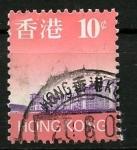 Stamps Hong Kong -  varios