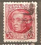 Stamps : Europe : Spain :  JOVELLANOS