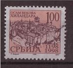 Sellos de Europa - Serbia -  800 aniversario