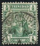 Stamps America - Trinidad y Tobago -  POSTAGE REVENUE