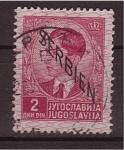Stamps Europe - Serbia -  Ocupación alemana de Serbia