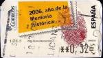 Sellos de Europa - España -  2006, Año de la Memoria Historica.