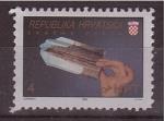 Sellos de Europa - Croacia -  Correo aéreo