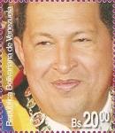 Sellos del Mundo : America : Venezuela : Hugo Rafael Chávez Frías, 1954 - 2013