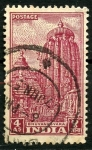 Sellos de Asia - India -  varios