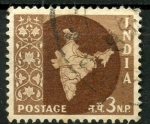 Stamps India -  varios