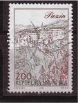 Sellos de Europa - Croacia -  ciudades de croacia
