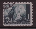 Sellos de Europa - Croacia -  Velebit