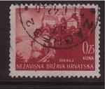 Sellos de Europa - Croacia -  ozalj