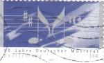 Sellos de Europa - Alemania -  NOTAS MUSICALES