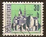 Sellos de Europa - Checoslovaquia -   Kosice (a).