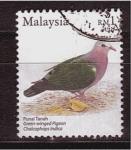 Stamps Asia - Malaysia -  Punai tanah