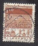 Sellos del Mundo : Europa : Alemania : Hildesheim