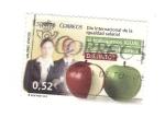 Stamps Europe - Spain -  Valores cívicos, Dia internacional de la igualdad salarial