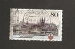 Stamps Germany -  2000 Años fundación Bonn