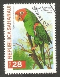 Stamps Morocco -  Ave