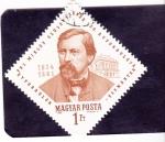 Stamps Hungary -  YEL MIKLOS SZÜLETESENEK -Arquitecto