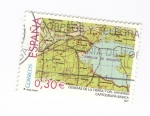 Stamps of the world : Spain :  Ciencias de la tierra y el universo