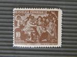 Sellos del Mundo : Europa : España : LOS BORRACHOS - Velázquez