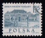 Sellos del Mundo : Europa : Polonia : 1455- 7º cent. de Varsovia