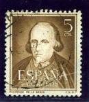 Sellos de Europa - España -  Literatos. Calderon de la Barca