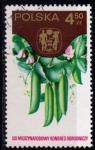 Sellos de Europa - Polonia -  2173  Congreso Hortícola. Flores, frutas y legumbres