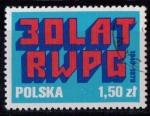 Sellos del Mundo : Europa : Polonia : 2451  30º aniv. COMECON