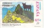 Stamps Spain -  HISTORIA DE ESPAÑA (7)