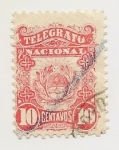 Stamps of the world : Argentina :  Telégrafo Nacional