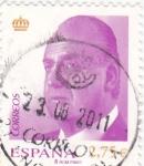 Stamps Spain -  S.M. JUAN CARLOS I   (7)