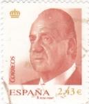 Sellos de Europa - España -  S.M. JUAN CARLOS I   (7)