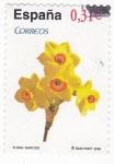 Sellos de Europa - España -  FLORA- Narciso  (7)