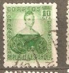 Stamps : Europe : Spain :  MARIANA PINEDA