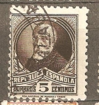 Stamps : Europe : Spain :  PI MARGALL