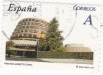 Sellos de Europa - España -  TRIBUNAL CONSTITUCIONAL  (7)