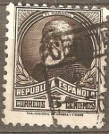 Stamps : Europe : Spain :  PI  Y MARGALL