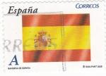 Sellos de Europa - España -  BANDERA DE ESPAÑA  (7)