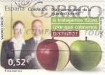 Sellos de Europa - España -  DÍA INTERNACIONAL DE LA IGUALDAD SALARIAL  (7)