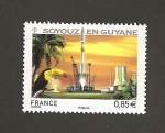 Stamps France -  150 Aniv. fundación Deauville