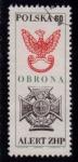 Stamps : Europe : Poland :  1779  unión de Scouts