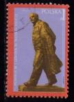 Sellos de Europa - Polonia -  2089  Inauguración de monumento a Lenin