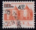 Stamps Poland -  2046 Sellos de 1965 sobretasados