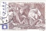 Sellos de Europa - España -  CONGRESO INTERNACIONAL DE MUSEOLOGÍA DEL DINERO (7)