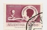 Stamps : America : Argentina :  Consejo Nacional del Menor