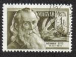 Stamps Hungary -  Herman Otto 1855-1914