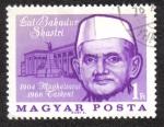 Sellos de Europa - Hungría -  De Mughal Sarai Caskent 1904-1966