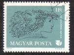 Sellos de Europa - Hungría -  1975 Año Internacional de la Mujer
